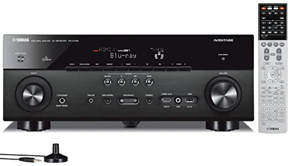 Yamaha Rx-a720 7 2- Channel Network Aventage Av Receiver (Discontinued by  Manufacturer)