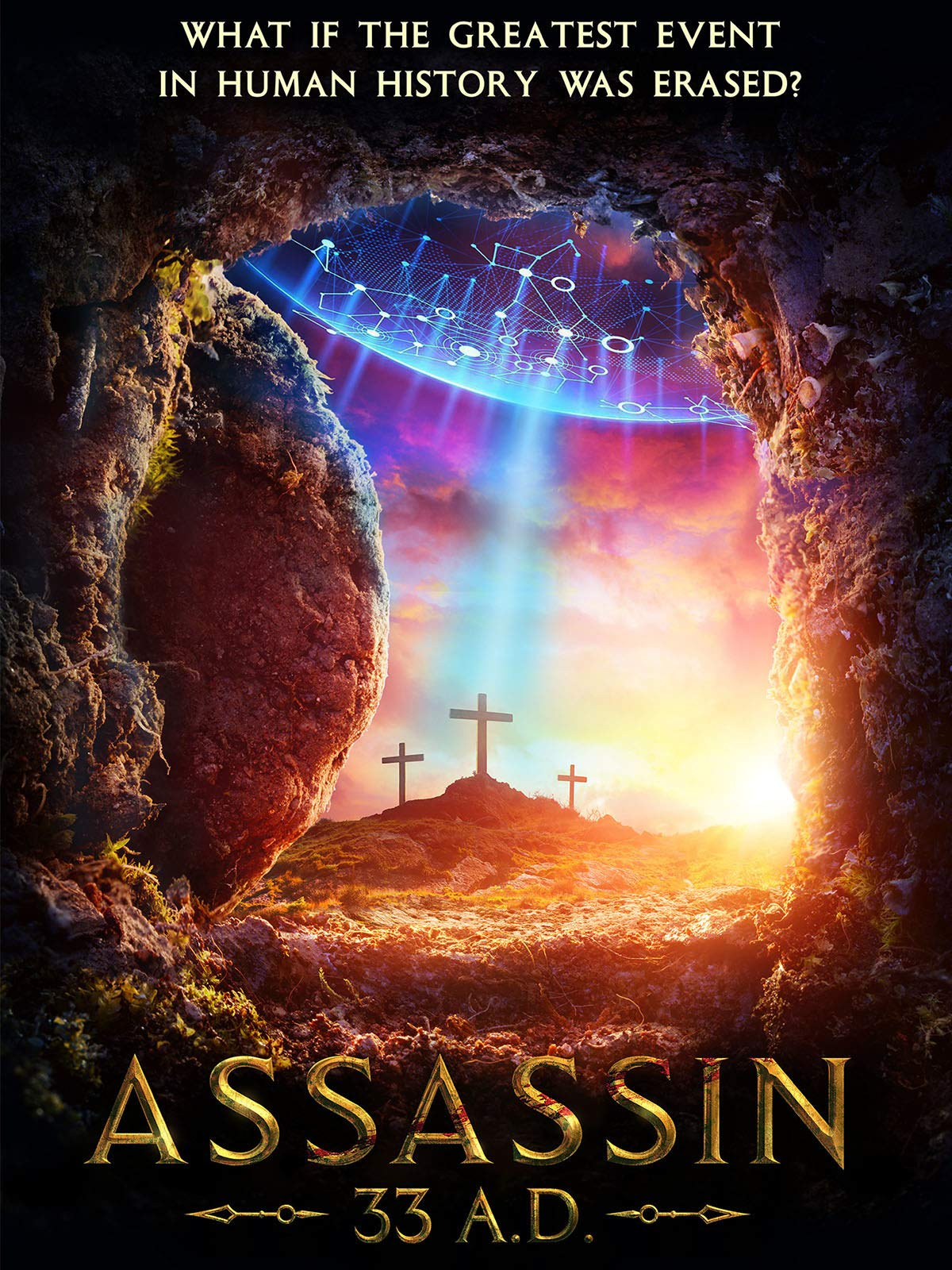 Assassin 33 A.D. on Amazon Prime Video UK