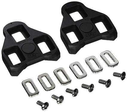 d52d79e5c50 Amazon.com   Exustar Delta Look Fixed Cleat Pedal   Sports   Outdoors