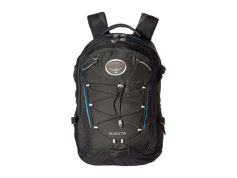 [オスプレー] Osprey レディース Questa バックパック [並行輸入品]  Black 1 B01N7EUYI9