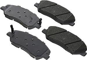 ACDelco 14D1202CH Advantage Ceramic Front Disc Brake Pad Set