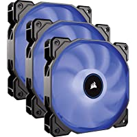 Kit 3x Cooler Fan Corsair 120 mm Air Series, Corsair, 3X AF120, Azul
