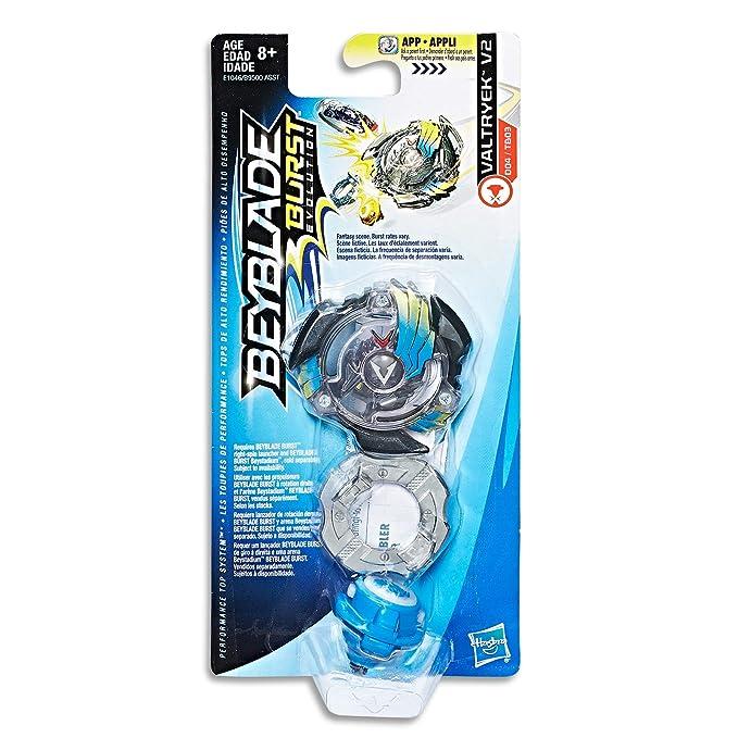 Beyblade - Juguete Peonza STD - valtryek V2, E1046: Amazon.es: Juguetes y juegos