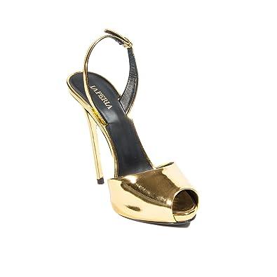 La Perla  Damen Sandalen Gold gold