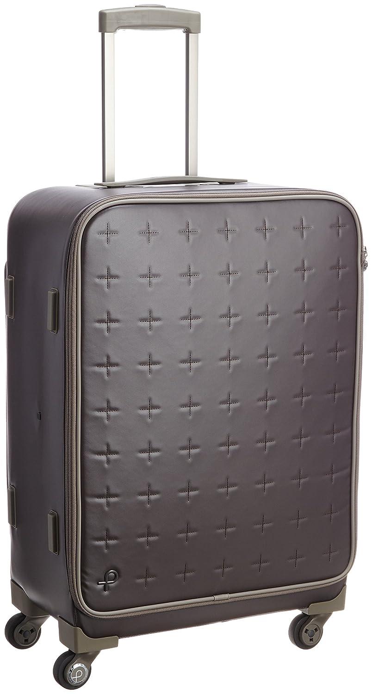 [プロテカ]Proteca 日本製スーツケース 360ソフト 45L 3.8kg サイレントキャスター 360°開閉式 B00XJ1MAG4 ダークブラウン ダークブラウン