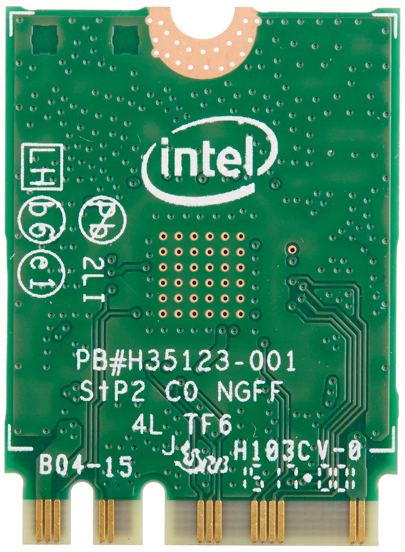 Intel 7265 IEEE 802.11ac Bluetooth 4.0 - Wi-Fi/Bluetooth Combo Adapter M.2 2230, 1216 by Intel (Image #1)