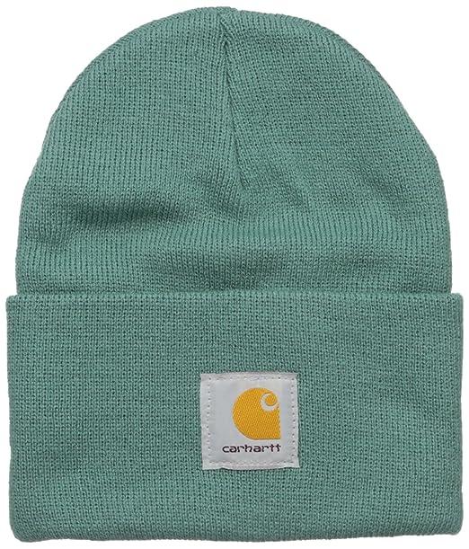 Carhartt Acrylic Watch Cap - Blue Green A18 442 Uomo inverno Beanie sci  cappello CHA18442-One Size  Amazon.it  Abbigliamento 096e4511868b