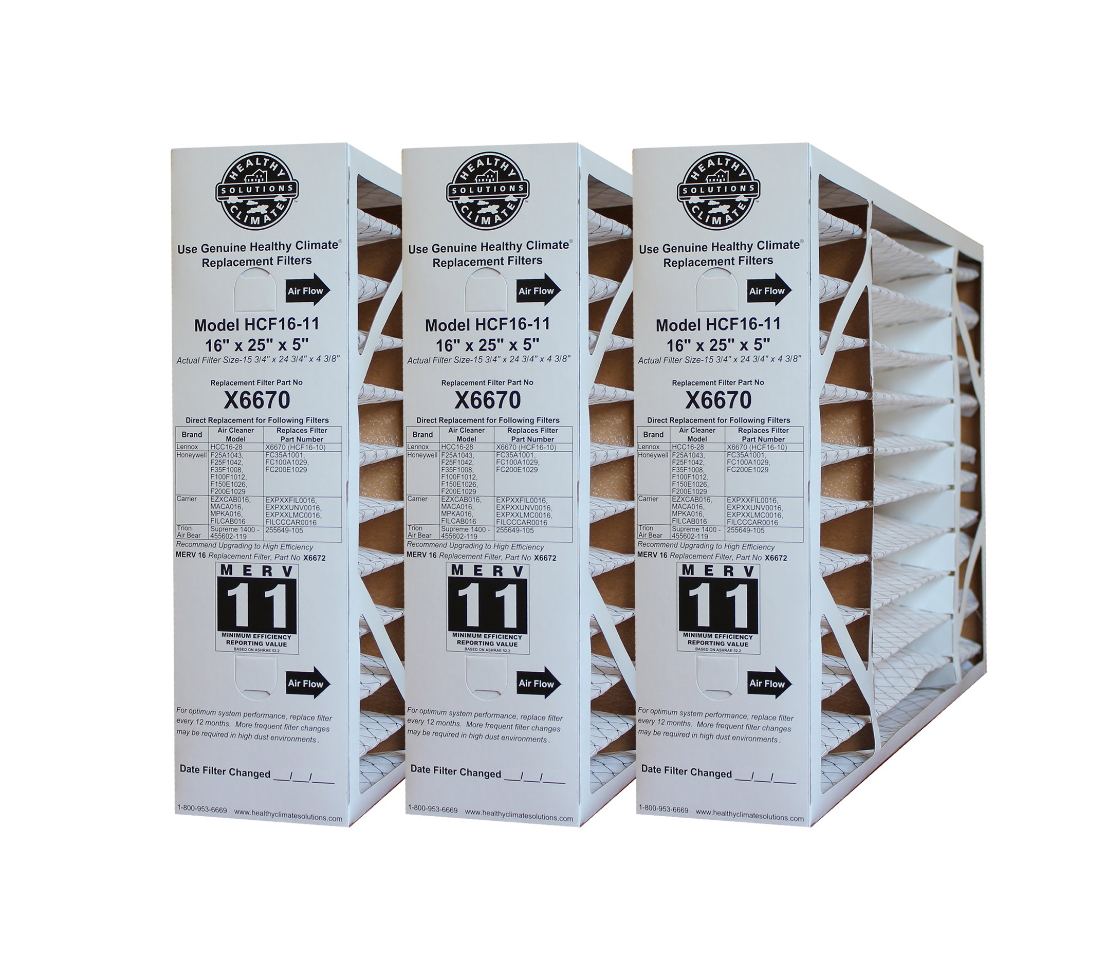 Best Rated in Furnace Replacement Filters & Helpful Customer Reviews ...