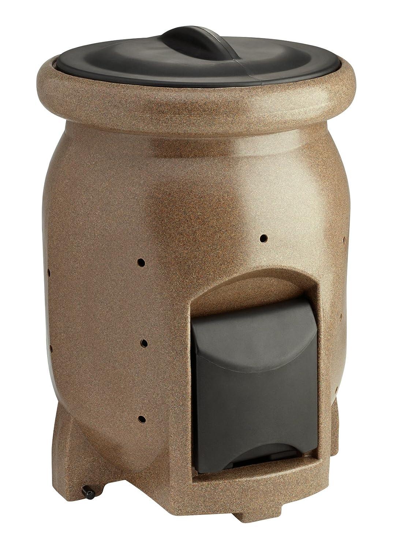 Amazon.com: koolscape Galón Composter, 50-gallon: Jardín y ...
