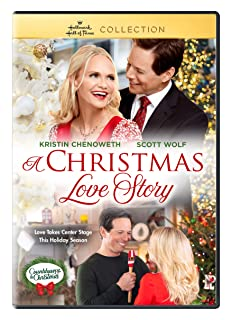 Book Cover: A Christmas Love Story