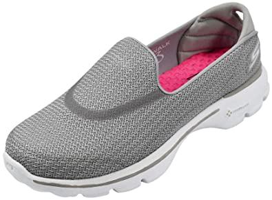 Ladies Skechers Go Walk 3 Walking Jogging Running Slip On