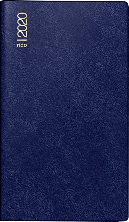 1074000 Ersatzkalendarium /· Modell 740 /· Blattgr/ö/ße 7,8 x 15,3 cm /· Kalendarium 13-teilig