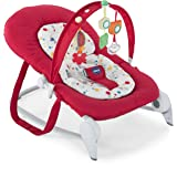 Chicco Hoopla Baby Bouncer - Red