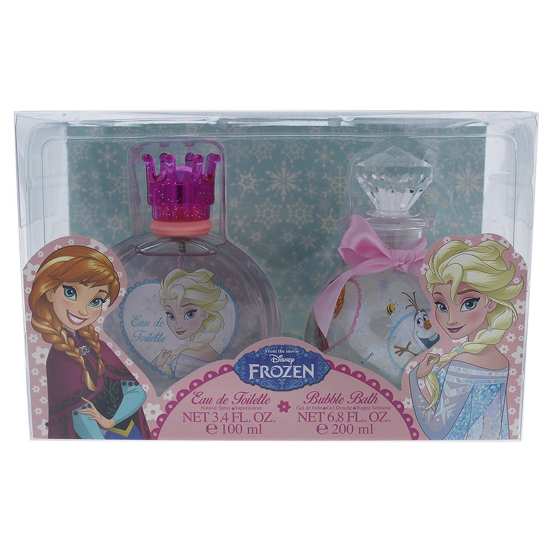 Disney, Frozen, Set da regalo, incl. Eau de Toilette, 100 ml, e bagnoschiuma, 200 ml P6408