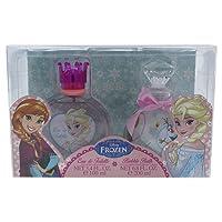 Frozen Reine des Neiges Coffret pour enfant Eau de Toilette 100 ml + Gel Douche 200 ml