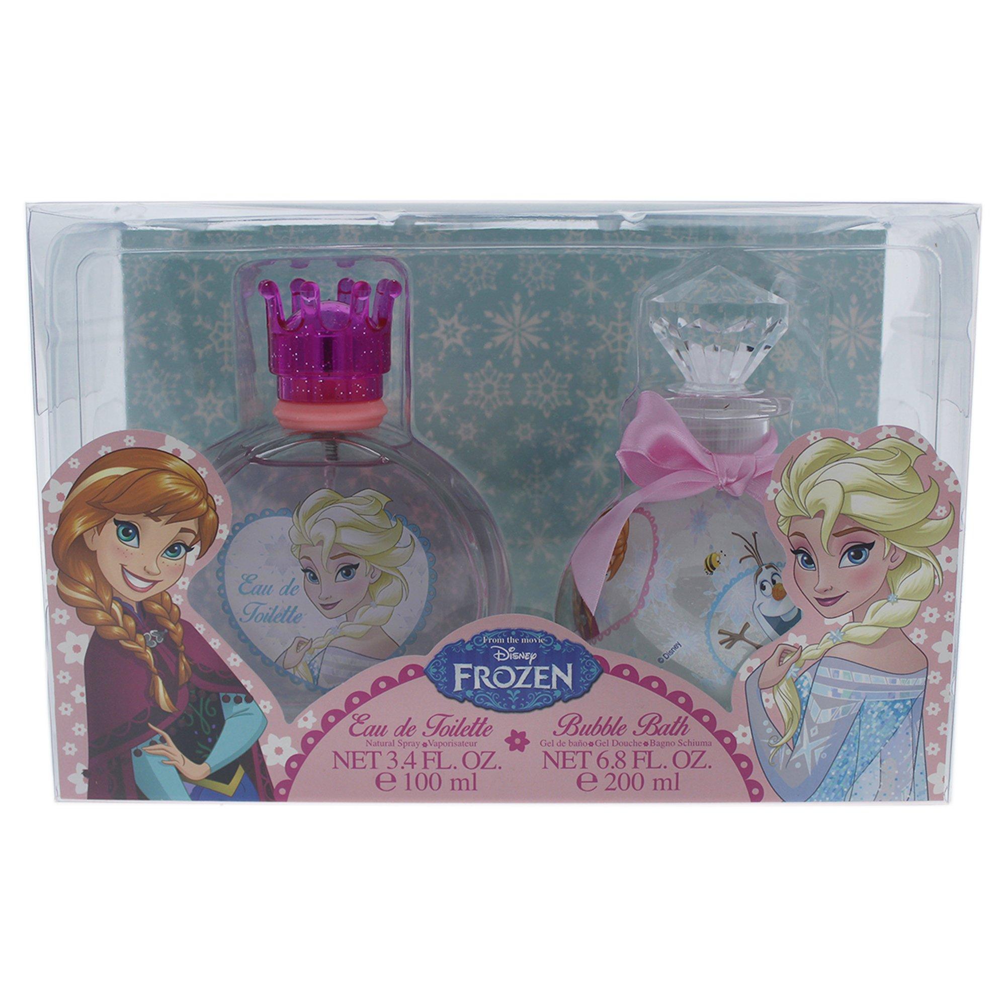 Frozen Reine des Neiges Coffret pour enfant Eau de Toilette 100 ml + Gel Douche 200 ml product image