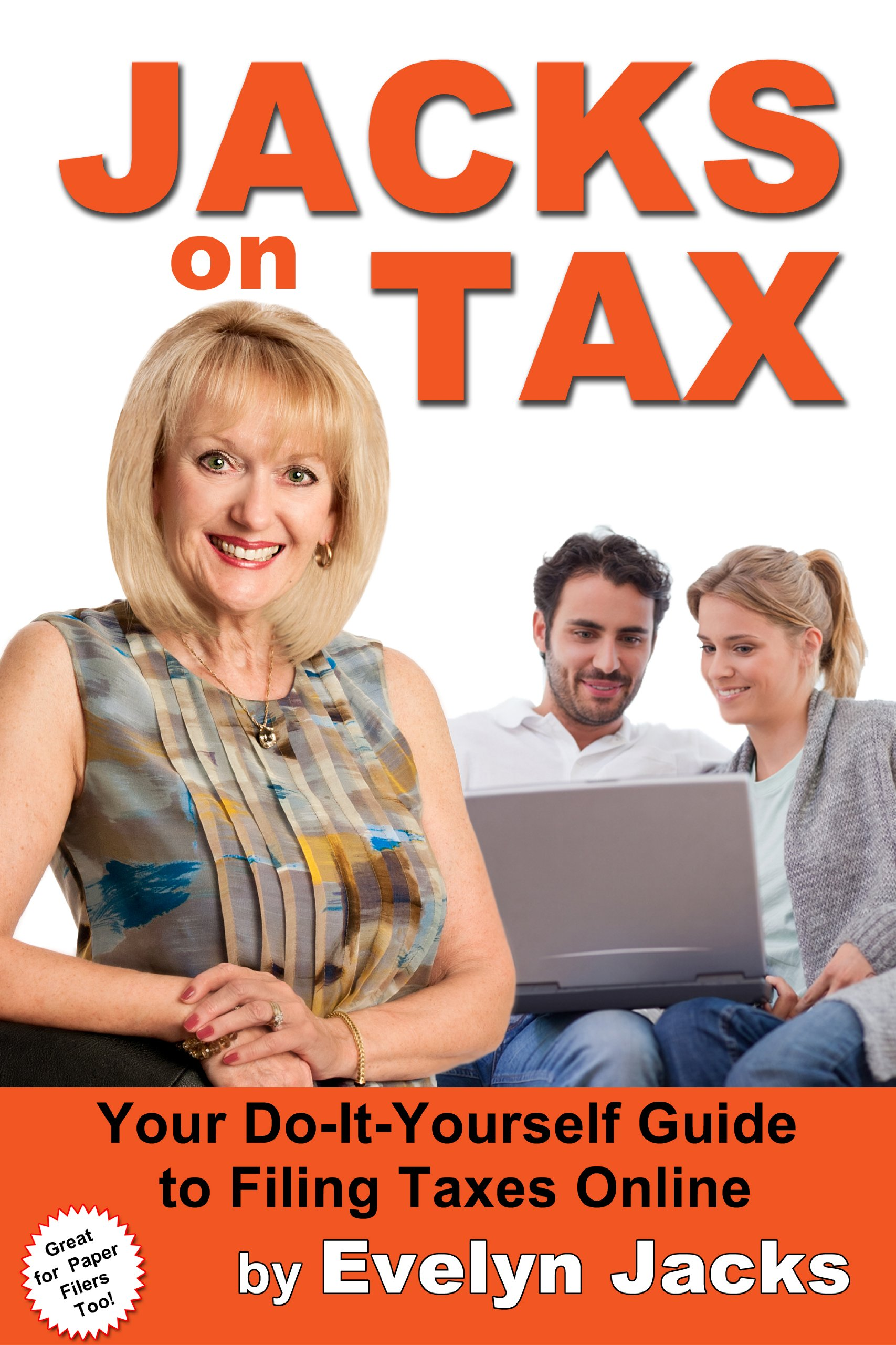 Jacks on tax your do it yourself guide to filing taxes online jacks on tax your do it yourself guide to filing taxes online evelyn jacks 9781897526972 books amazon solutioingenieria Image collections