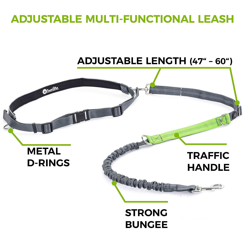 Amazon.com : Treat4Pet Premium Hands Free Dog Leash for ...