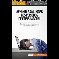 Aprende a gestionar los periodos de crisis laboral: Las claves para mantenerlo todo bajo control (Coaching)