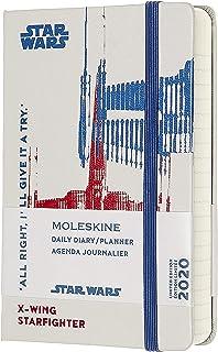 Moleskine - Agenda Semanal de 18 Meses Edición Limitada Star ...