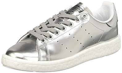 huge selection of 4e6f8 82ab0 adidas Damen Stan Smith Boost Sneaker Dekollete