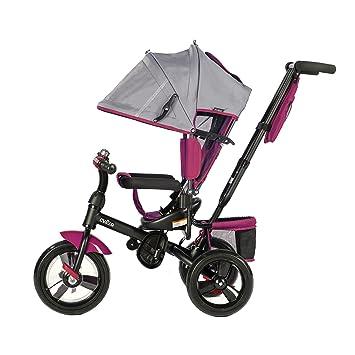 Amazon.com: Evezo 307A - Triciclo para niños (4 en 1, para ...