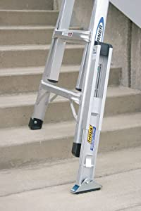 Werner, PK70-1, Extension Ladder Leveler, Aluminum