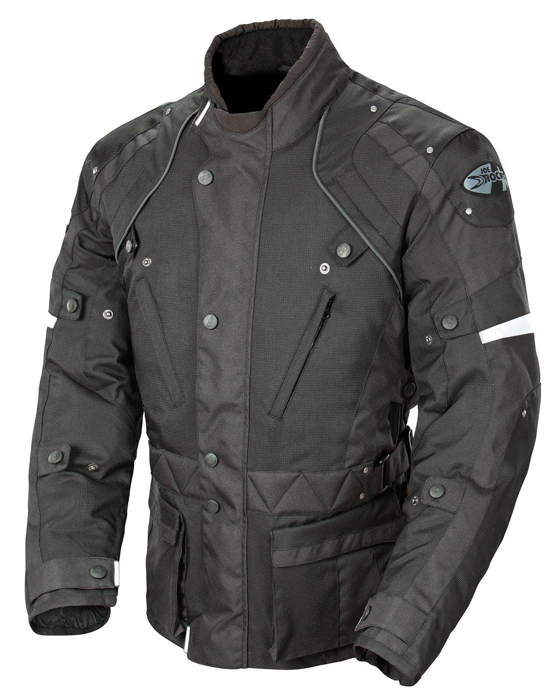 Joe Rocket Ballistic Revolution Men's Textile Motorcycle Riding Jacket
