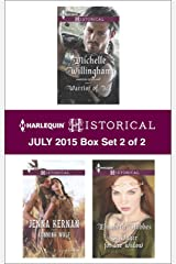 Harlequin Historical July 2015 - Box Set 2 of 2: An Anthology Kindle Edition