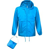 Aiditex Men's Windbreaker Jacket