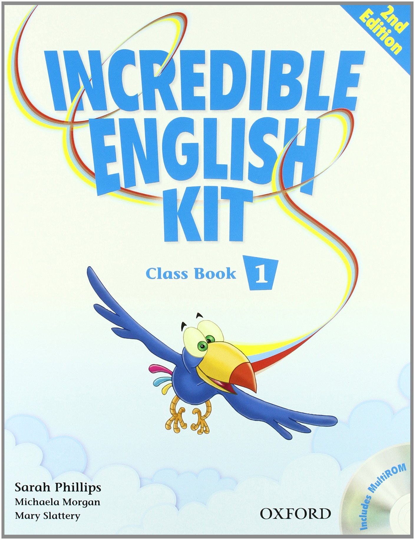 Read Online Incredible english kit 1 cb & cd-r pk 2e ebook