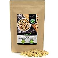 Rauwe cashews, natuurlijke en ongezouten cashewnoten, cashewnoten van gecontroleerde teelt (1 KG)