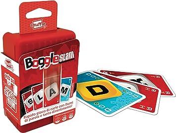 Cartamundi - Boggle Slam, Juego de Cartas (10.02.06.064): Amazon.es: Juguetes y juegos