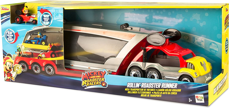 IMC Toys Mouse camión Mickey, Color Rojo (Disney 1)