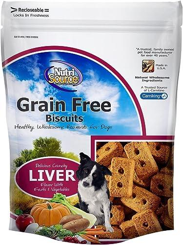 Nutri Source Grain Free Fish Biscuit – 14 oz