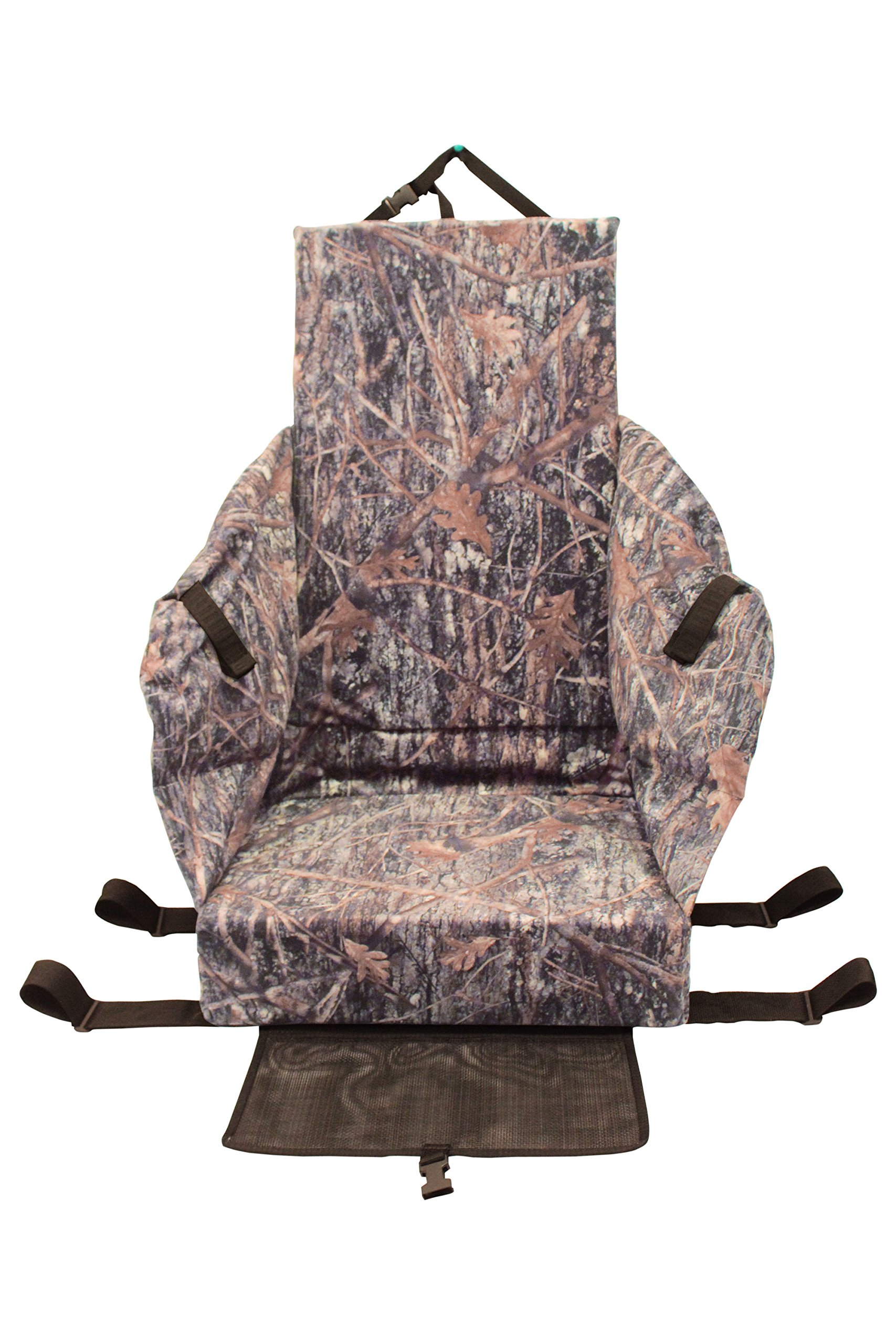 Supreme Slumper - Replacement Tree Stand seat Cushion- Universal Fitting Has Mesh Gear Holding Pocket by Slumper Seats