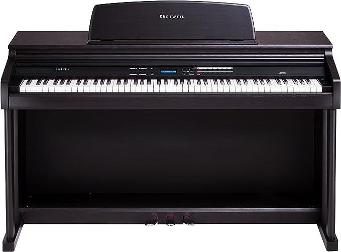 Kurzweil MP15 - Piano digital (palisandro satinado): Amazon ...