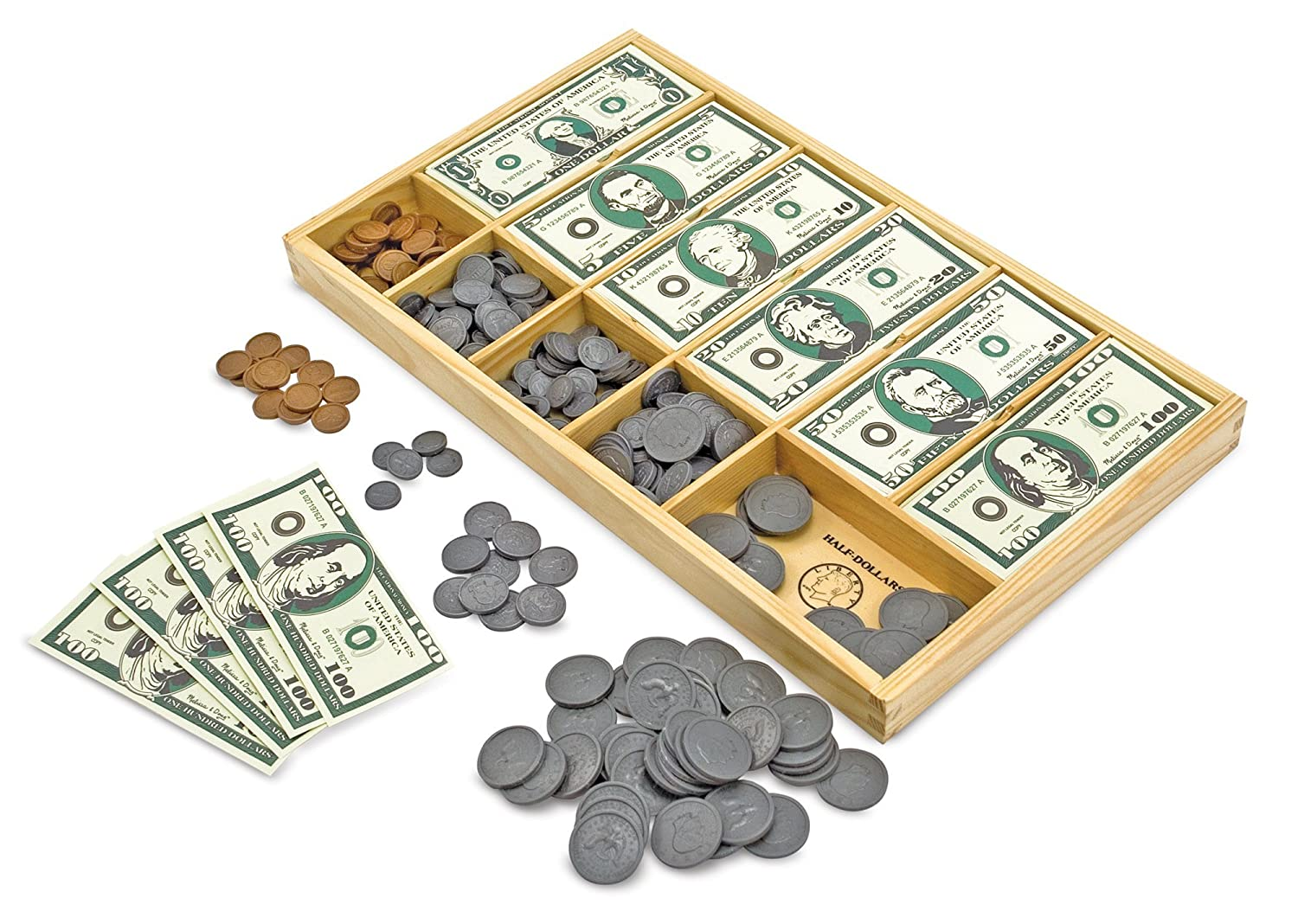 play money for math centers classroom stations