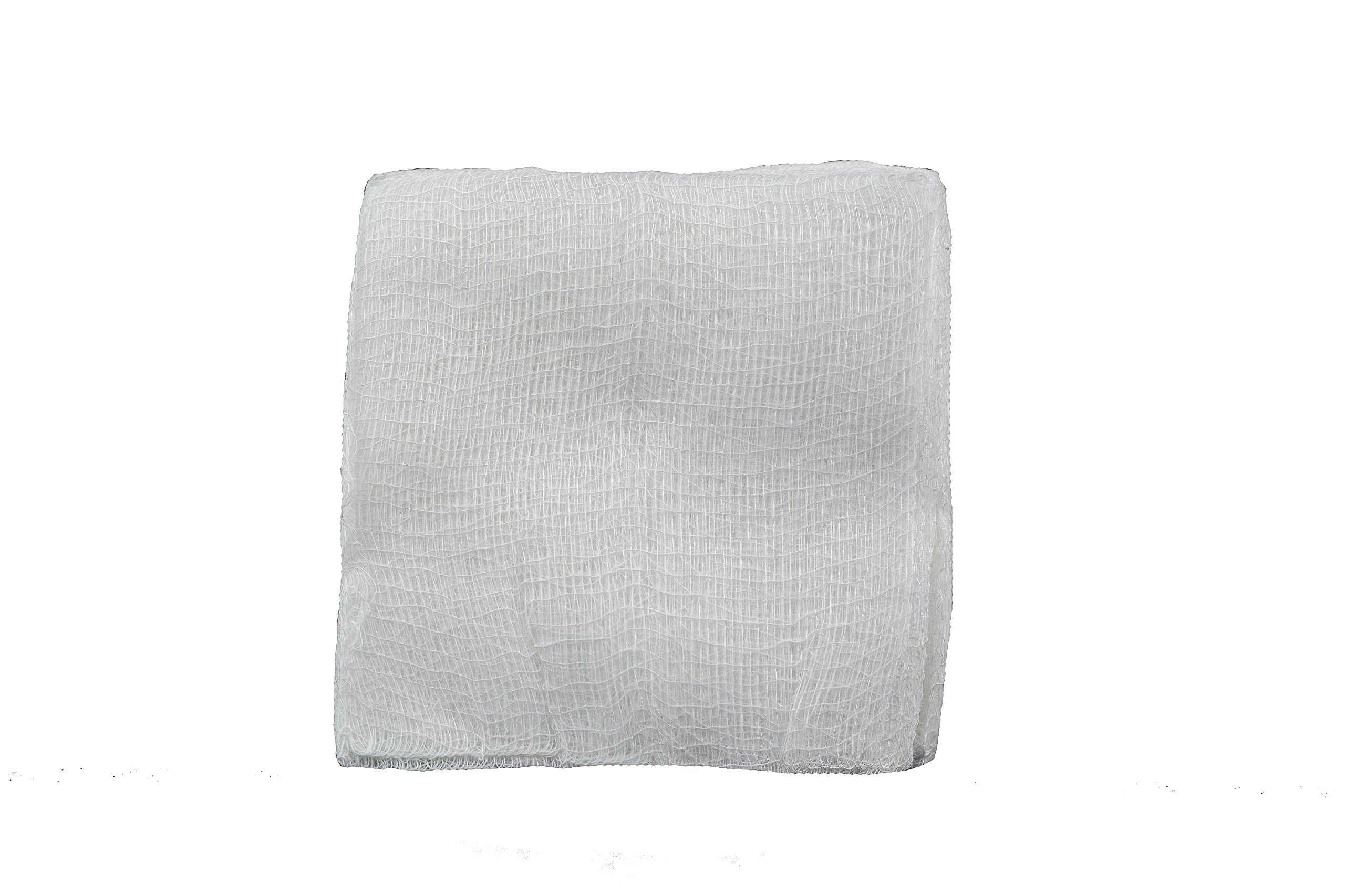 Gauze Surgical Sponges Cotton Non Sterile Non Woven 8-ply High Grade Quality by P&P Medical Surgical 4''x4'' Class I(a) All Purpose Pads (5000) by P&P Medical Surgical