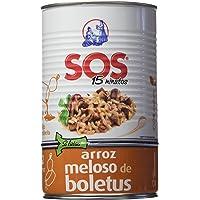 SOS Arroz Meloso de Boletus - 915 gr