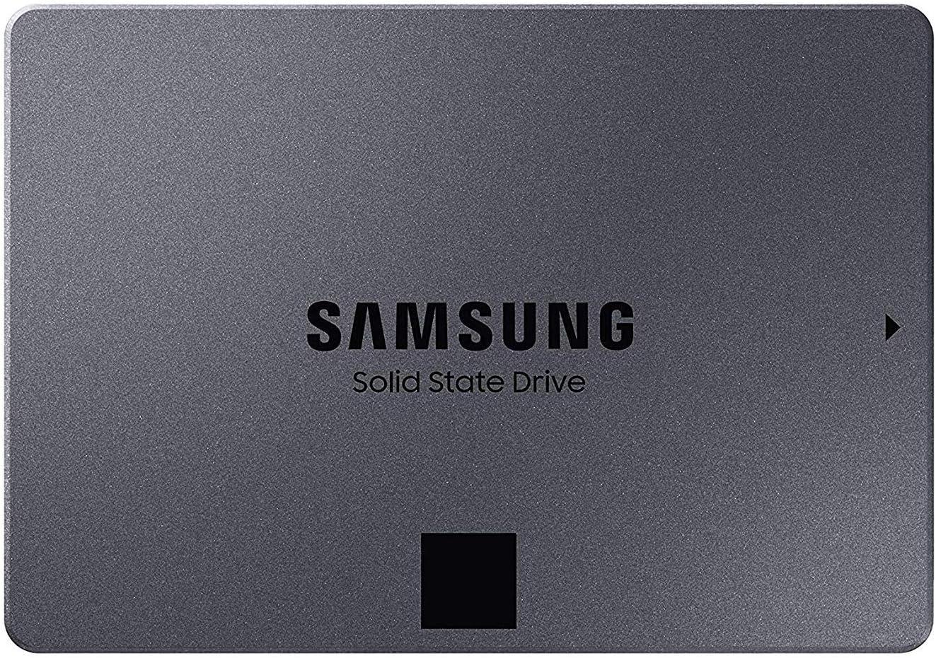 Samsung 860 QVO MZ-76Q1T0BW - Disco Duro sólido (1000 GB, 2.5