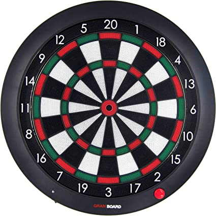 Amazoncom Gran Board 2 Bluetooth Electronic Dartboard Sports