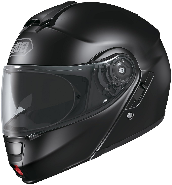 Shoei Neotec Black Modular Helmet, L