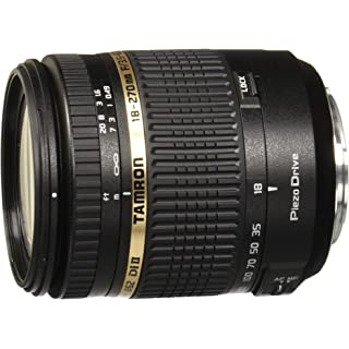 Tamron AF 18 270mm F/3.5 6.3 Di II VC PZD Telephoto Zoom Lens with Hood for Sony DSLR Camera