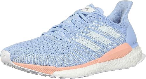 Adidas Solar Boost 19 W Zapatillas de correr para mujer: Amazon ...