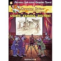 Geronimo Stilton 16: Lights! Camera! Stilton!