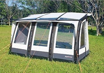 camptech airdream Diamond hinchable todos temporada caravana toldo ...