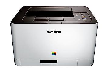 Amazon.com: Samsung Clp-365W Wireless Colour Laser Printer ...