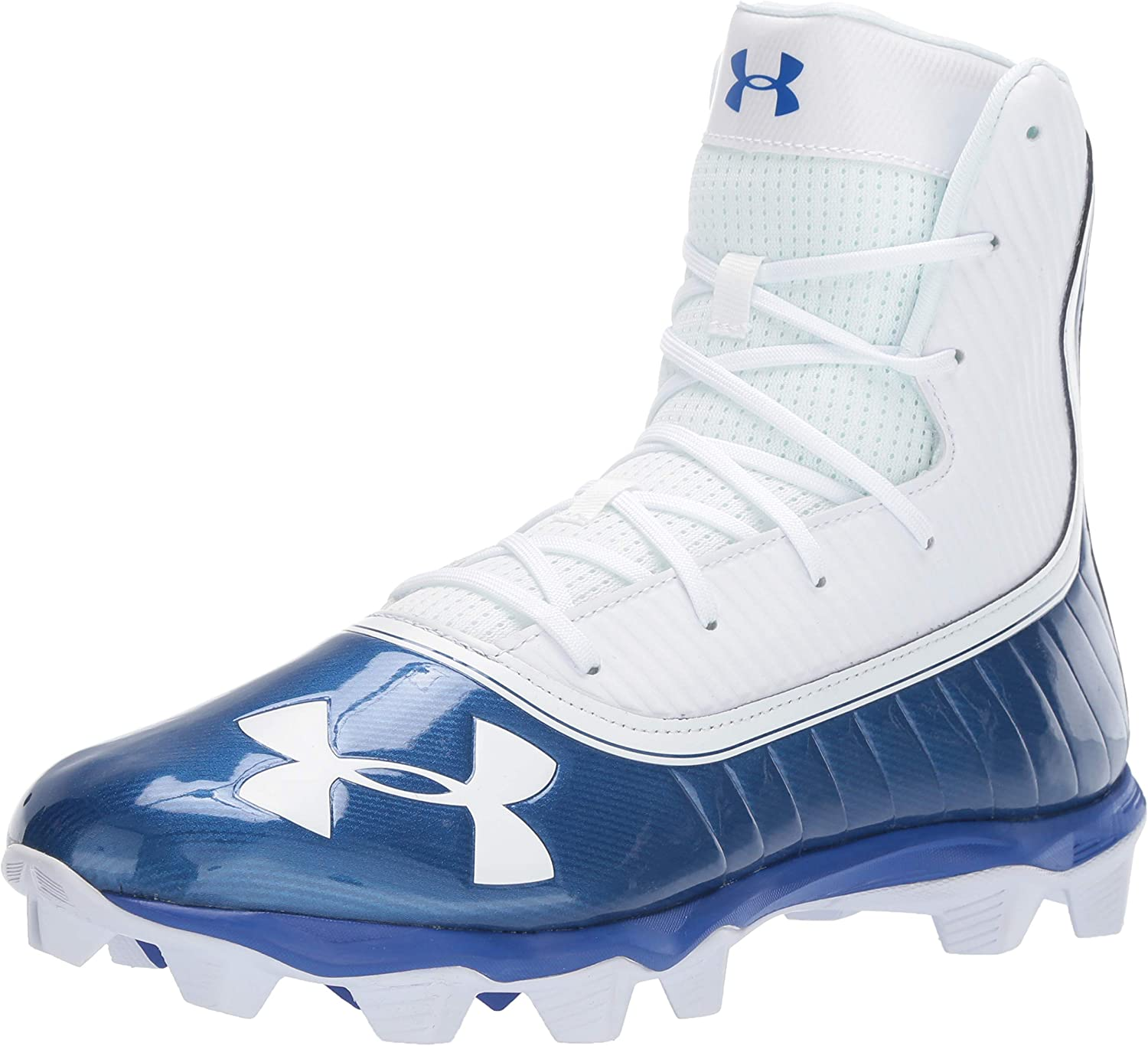 Under Armour Men's Highlight RM Football Shoe, Team Royal (401)/白い, 11.5 M US