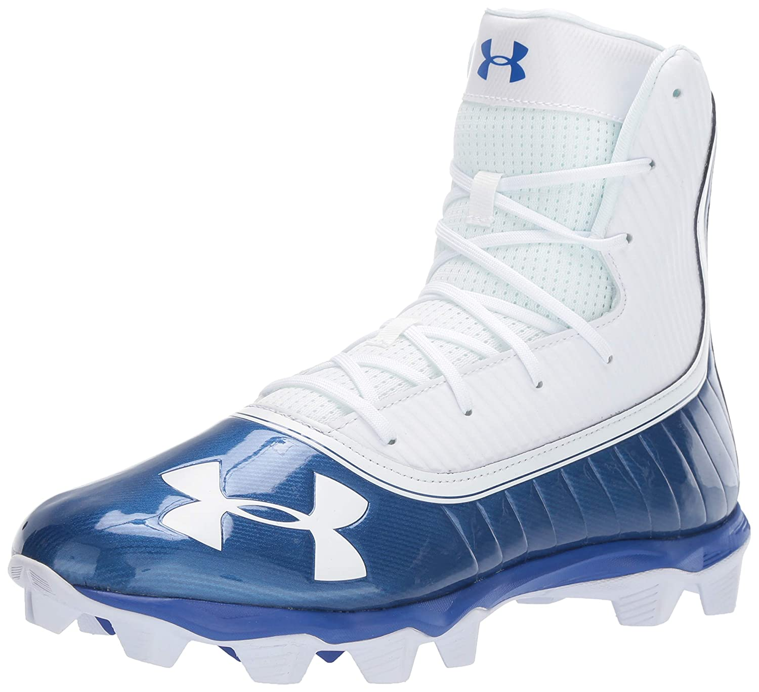 Under Armour Men's Highlight RM Football Shoe, Team Royal (401)/白い, 9 M US